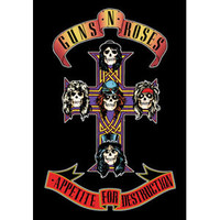 Guns N Roses - Domestic Poster