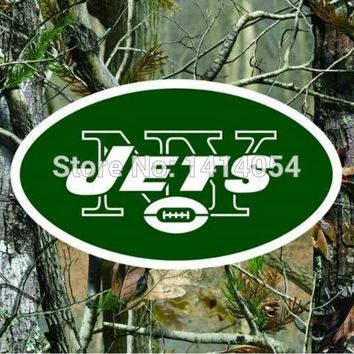 New York Jets  real tree camo  Flag 150X90CM Banner 100D Polyester3x5 FT flag brass grommets 001, free shipping