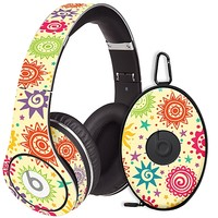 Tribal Sun Pattern Skin for the Beats Studio Headphones & Case by skinzy.com