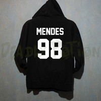 Mendes 98 Shawn Mendes Shirt Magcon Boys Hoodie Unisex - Size S M L XL