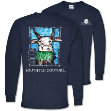 Southern Couture Classic Herd That Long Sleeve T-Shirt