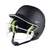 Nike Breakout Helmet with Softball Cage Size ONE SIZE (Black)