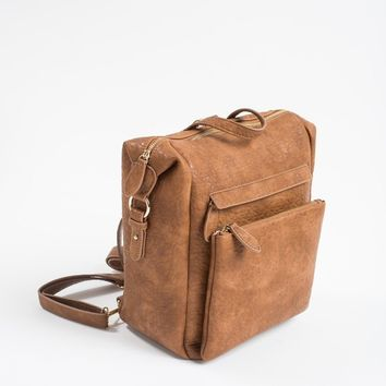 Easton Vegan Leather Backpack