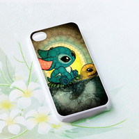 Stitch and Turtle Hard plastic case iphone 4,4s,5,samsung s3 i9300,samsung s4 i9500
