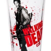 Walking Dead Daryl Pint Glass