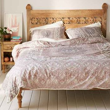 Aimee St Hill For DENY Farah Squared Duvet Cover