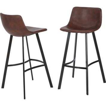 "Mary-Kate 30"" Bar Stool"