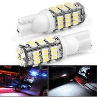 Hot W5W 194 464 Car White 42 SMD 1206 LED Car Signal Light Bulb Lamp 2 Pcs US01