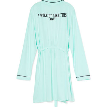 NEW! Jersey Robe