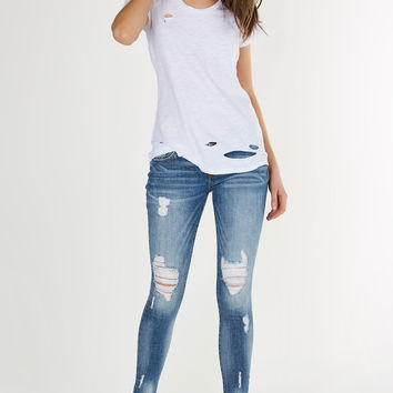 Breaking Point Distressed Tee