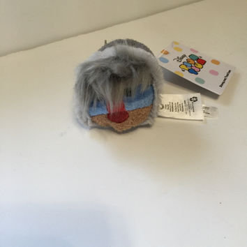 Disney Store Europe Authentic The Lion King Rafiki Mini Tsum Plush New with Tags