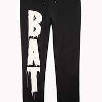 Standout Bat Sweatpants | FOREVER 21 - 2000075441