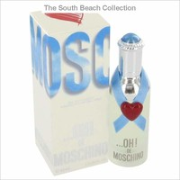 OH DE MOSCHINO by Moschino Mini EDT .13 oz for Women