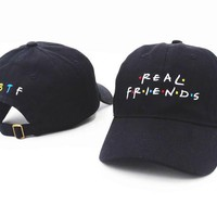 QIYIF real friends snapback