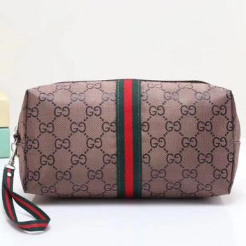 GUCCI Women portable Cosmetic Bag