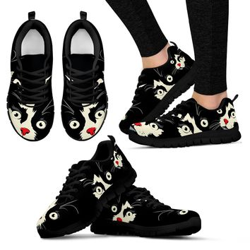 Cat Women's Sneakers
