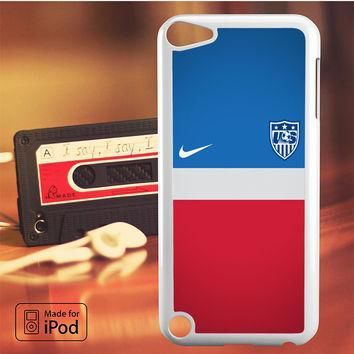 US Soccer Jersey iPod Touch 4 5 6 Case