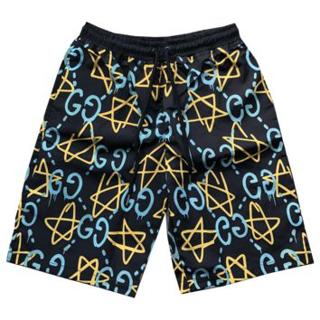GG GHOST SWIM TRUNKS