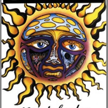 Sublime Magnet 40 Ounces To Freedom Sun Logo