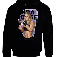 Ronda Rousey Expendables Hoodie