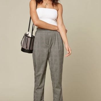 LA Hearts Plaid Pants at PacSun.com