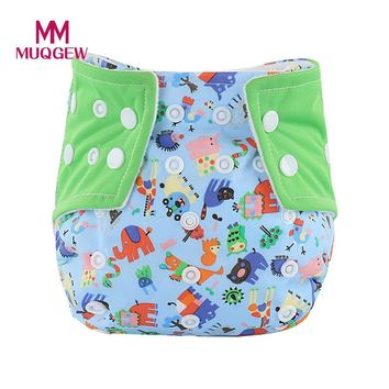 Unisex One Size Waterproof Adjustable Swim Diaper Pool Pant 10-40 lbs Swim Diaper Baby Reusable Washable Snap Nappy for 0-3T Ys