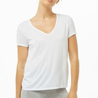 Active Open-Back Tee