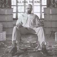 Breaking Bad All Hail Walter White Poster 24x36