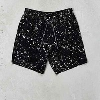 ZANEROBE Laguna Paint Splatter Swim Short