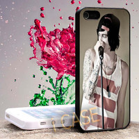 Kellin Quinn Hard cover plastic for iphone 4, iphone 5, samsung s3 i 9300, samsung s4 i 9500