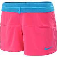 NIKE Women's Icon Solid Knit Shorts