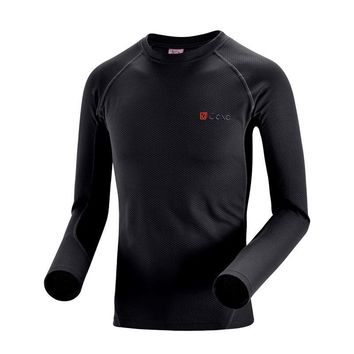 Men's outdoor cycling long-sleeved t-shirts sports leisure running hiking t-shirts Wet gas breathable quick-drying sports wear
