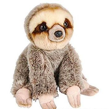 "Wildlife Tree 12"" Stuffed Sloth Plush Floppy Animal Heirloom Collection"