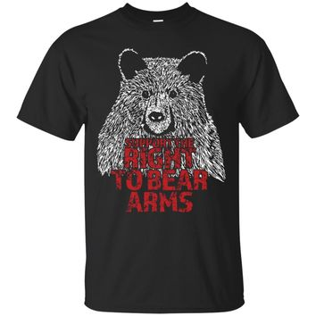 Support the Right to Bear Arms T-Shirt
