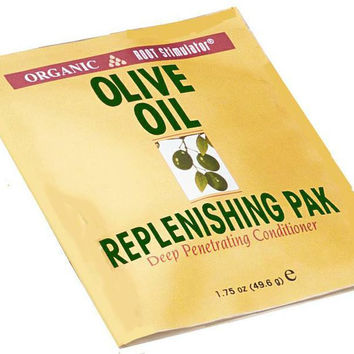 Organic Root Stimulator Olive Oil Replenishing Pak Case Pack 24