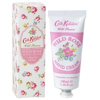 Buy Cath Kidston Wild Rose Hand Cream, 100ml online at JohnLewis.com - John Lewis