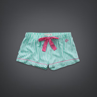 Menswear Sleep Shorts
