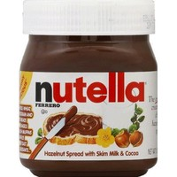Nutella Hazelnut Chocolate Spread 13 Oz.: Amazon.com: Grocery & Gourmet Food