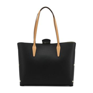Blu Byblos Black Shoulder Bag