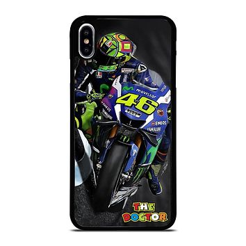 MOTO GP ROSSI THE DOCTOR STYLE iPhone XS Max Case