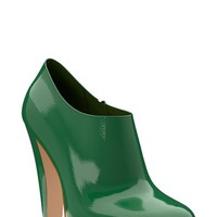 Women's Shoes of Prey Leather Platform Ankle Boot,