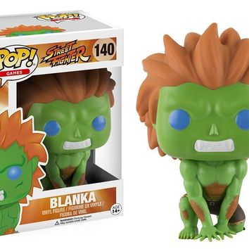 "Funko Pop Blanka Street Fighter 3.75"" Vinyl Figure"