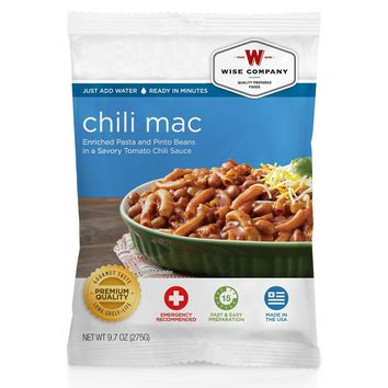 Wise Side Dish - Chili Macaroni, 4 Servings