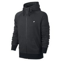 Nike AW77 French Terry Shoebox Full-Zip Men's Hoodie