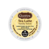 Keurig® K-Cup® Pack 18-Count Celestial Seasonings® Tea Latte Vanilla Velvet