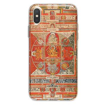 Mandala iPhone XR case