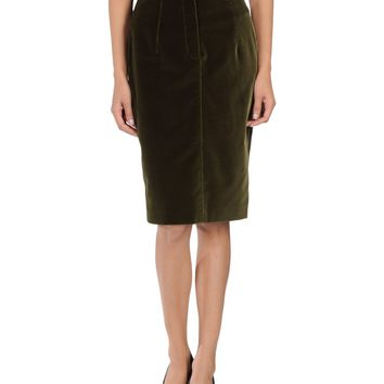 Burberry Prorsum Knee Length Skirt