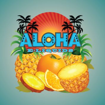 Pineapples and Oranges - Aloha E Liquids