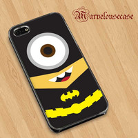 Batman Superhero Minion custom case for all phone case