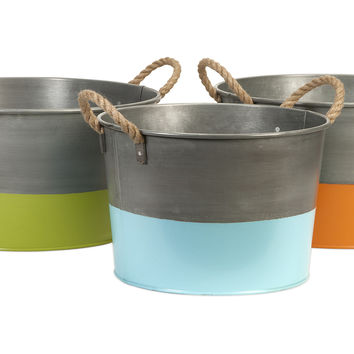 Chelsey round Tubs - Set of 3